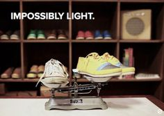 Weighing at 150g, these are impossibly light shoes! You'll never guess you can make paper-thin shoes that are meant to be walked on everyday.