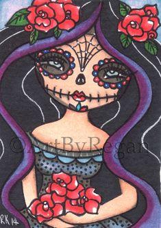 Annabella ( aceo artwork ) by Regs.deviantart.com on @deviantART