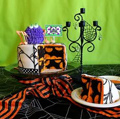 Our Top 10 Halloween Cakes & Cake-Inspired Treats