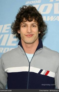 Andy Samberg I love you!