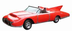 1958 Plymouth Tornado, A One-of-a-Kind Concept Car With a Colorful History, To Be Sold by Red Baron's http://www.automotoportal.com