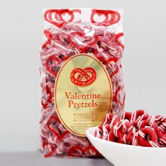 Southbend Valentine Pretzels from the South Bend Chocolate Factory