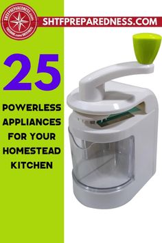 Are you looking for powerless appliances for your homestead kitchen? If you are an emergency prepper or an eager homesteader, this article by SHTF Preparedness will help you find the right powerless essentials that you simply must have. Take a look here for more information. #emergencypreparedness #preppingforanemergency #howtoprepforanemergency #powerlessappliances Solar Oven, Pasta Maker, Rocket Stoves, Hobby Farms, Shtf, Emergency Preparedness, Homesteading, Essentials, Kitchen Appliances