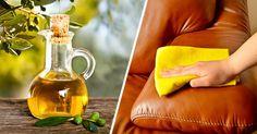 13 натуральных средств для уборки, которые лучше любой химии. ОЛИВКОВОЕ МАСЛО