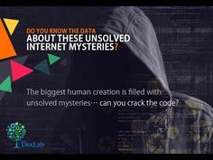 Watch this #video to know about the most astonishing internet mysteries that will make you jump off your seats.