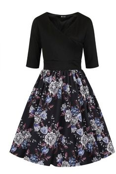 Retro, Floral, Skirts, Fashion, Moda, Rustic, Skirt Outfits, Fasion, Skirt