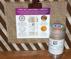Reset Yourself Pure Deodorant | Parenting Healthy @resetyourself