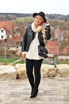 cozy november outfit by Fashion Kitchen fashionblogger outfit