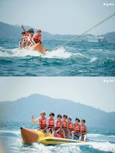 BTS's early summer vacation in Kota Kinabalu! [150709]