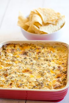 "This ""Hissy Fit Dip"" with the crazy moniker is a HUGE party hit – sausage, cream cheese, sour cream, two cheeses, chives and seasonings make this one absolutely irresistible! I'm continuing on the di Appetizer Dips, Appetizers For Party, Appetizer Recipes, Party Dips, Party Desserts, Yummy Appetizers, Sausage Dip, Sage Sausage, Sausage Cream Cheese Dip"