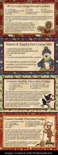 Free Printable Recipe Cards for Neighbor Gifts