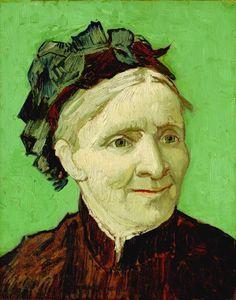 "Van Gogh ""The Artist's Mother"" Archival Digital Print (16"" x 20"" mat) - Van Gogh - Exhibitions - Norton Simon Museum Store"