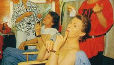 Rare and beautiful celebrity photos | Mick Jagger and David Bowie