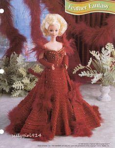 Crafts Dolls Vogue Patterns 3