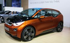 BMW Confirms i3 EV On Sale This Year. For more, click http://www.autoguide.com/auto-news/2013/03/bmw-confirms-i3-ev-on-sale-this-year.html