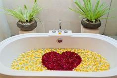 Valentine's Day is next month already!  Decorated bathup for honeymoon couple...   E: info@thegrovebalivillas.com    #summer #balibible #thebalibible #sunshine #tropical #insightbali #liburanbali #balivin #balivillas #luxury #thebaliguideline #welikebali #villas #villa #estate #umalas #seminyak #bali #indonesia #tripadvisor #holiday #family #couple #balibucketlis #flower #flowers #romance #romantic #surprise #honeymoon #holiday #travel #travelling #love #island #thegrovevillas  #flowerbath