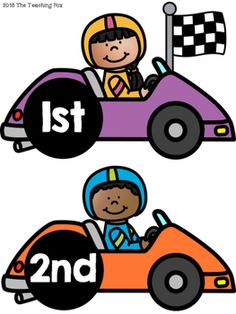 Ordinal Number Race Ordinal Numbers Numeracy And Math