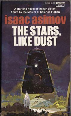 The Stars, Like Dust, art by Paul Lehr