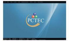 Site PCTec - www.pctec.com.br