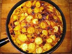 Spanish omelette with chorizo | MummyPages.co.uk