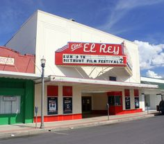 Cine El Rey, McAllen, TX.