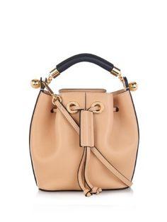 Gala leather shoulder bag   Chlo�   MATCHESFASHION.COM AU