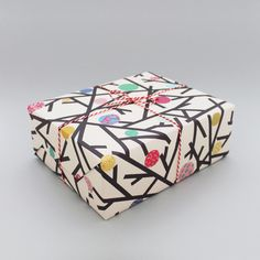 Wrapping paper by Colourbox (aka Joe Rogers)