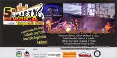 Agenda: 5a. da Boa Musica - Temporada 2015
