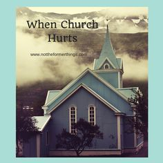 When Church Hurts  ///  Children (and adults) with sensory issues can literally find church painful.