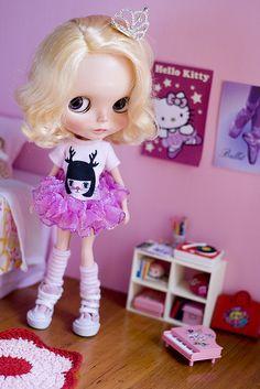 pink tutu | JennWrenn | Flickr