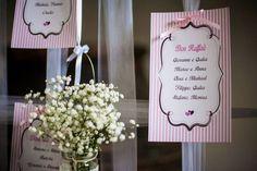 I fiori hanno un ruolo importante anche nel Tableau