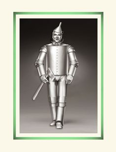 "We are pleased to announce the addition of ""Tin Man™"" to our exciting series based on the classic 1939 motion picture masterpiece The Wizard of Oz™ Jack Haley, Middleton Dolls, Land Of Oz, Tin Man, Yellow Brick Road, Family Halloween Costumes, Felt Dolls, Wizard Of Oz, The Wiz"