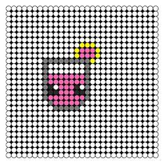 Kawaii_Pink_Lemonade by Ella951 on Kandi Patterns