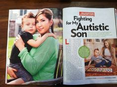 Real Housewives of New Jersey stars Jacqueline Laurita and her husband Chris share that their son Nicholas, 3, has been diagnosed with autism. We kn