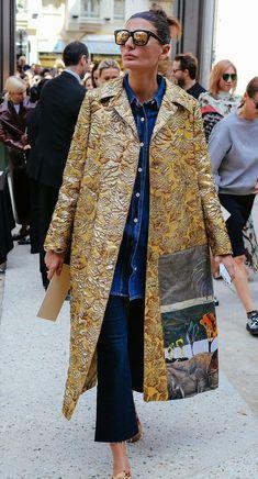f9ad3871b30d Giovanna Battaglia, Vinterkläder, Street Chic, Vintermode, Damkläder,  Modetrender, Rockar,