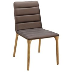 Moe's Home Collection CG-1013-20 Adrian Dining Chair in Brown - Set of 2