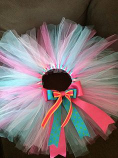 Custom tutu..Great for Birthdays dressup parties by BecauseofEllie, $30.00