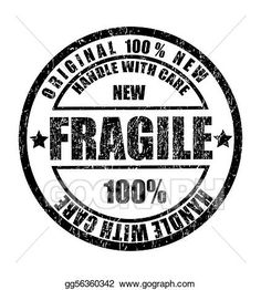 Grunge rubber stamp with the text fragile - Stock Illustration: 3783397 Retro, Travel Stamp, Picture Icon, Industry Logo, Address Stamp, Art Icon, Vintage Stamps, Custom Stamps, Label Design