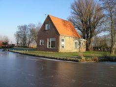 Brandemeer / vakantie / vakantiewoning / Friesland / Tjonger / brandemeerhuisje / winter www.brandemeerhuisje.nl