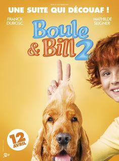 Boule et Bill 2 : première bande annonce Avec Franck Dubosc, Mathilde Seigner #BouleetBill2 #Cinema