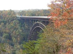 New River Gorge W.Va