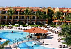 Let Secrets Capri Riviera Cancun become your beach home away from home.