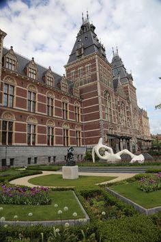 Rijksmuseum Amsterdam, Netherlands Rijksmuseum