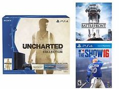 #eBay: $369: PlayStation 4 500GB - Uncharted: The Nathan Drake Collection Bundle (Physical Disc)Star Wars: Batt... #LavaHot http://www.lavahotdeals.com/us/cheap/playstation-4-500gb-uncharted-nathan-drake-collection-bundle/79090
