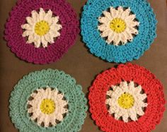 washcloth doily on Etsy, a global handmade and vintage marketplace.