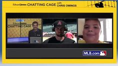 Arizona Diamondbacks INF Chris Owings would play what other position if he could?  #ChattingCage: http://atmlb.com/2c7iEpM
