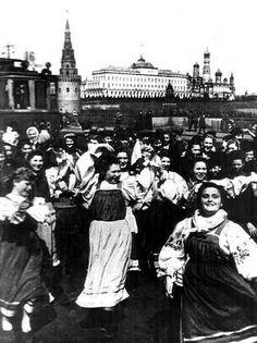 Война и мир от советского фотомастера прошлого века Макса Альперта