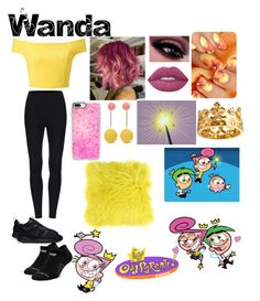 """""""Wanda👩🏻🎤By:Anne🤳🏽💪🏻"""" by anneamiejole ❤ liked on Polyvore featuring Miss Selfridge, NIKE, New Balance, Lime Crime, Casetify, J.W. Anderson, Carrera y Carrera and JAG Zoeppritz"""