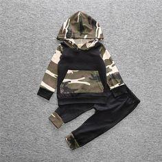 "Harem Hoodie Outfit ""Camo"""