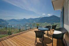 Villa Honegg, near Lucerne, Switzerland   more pics